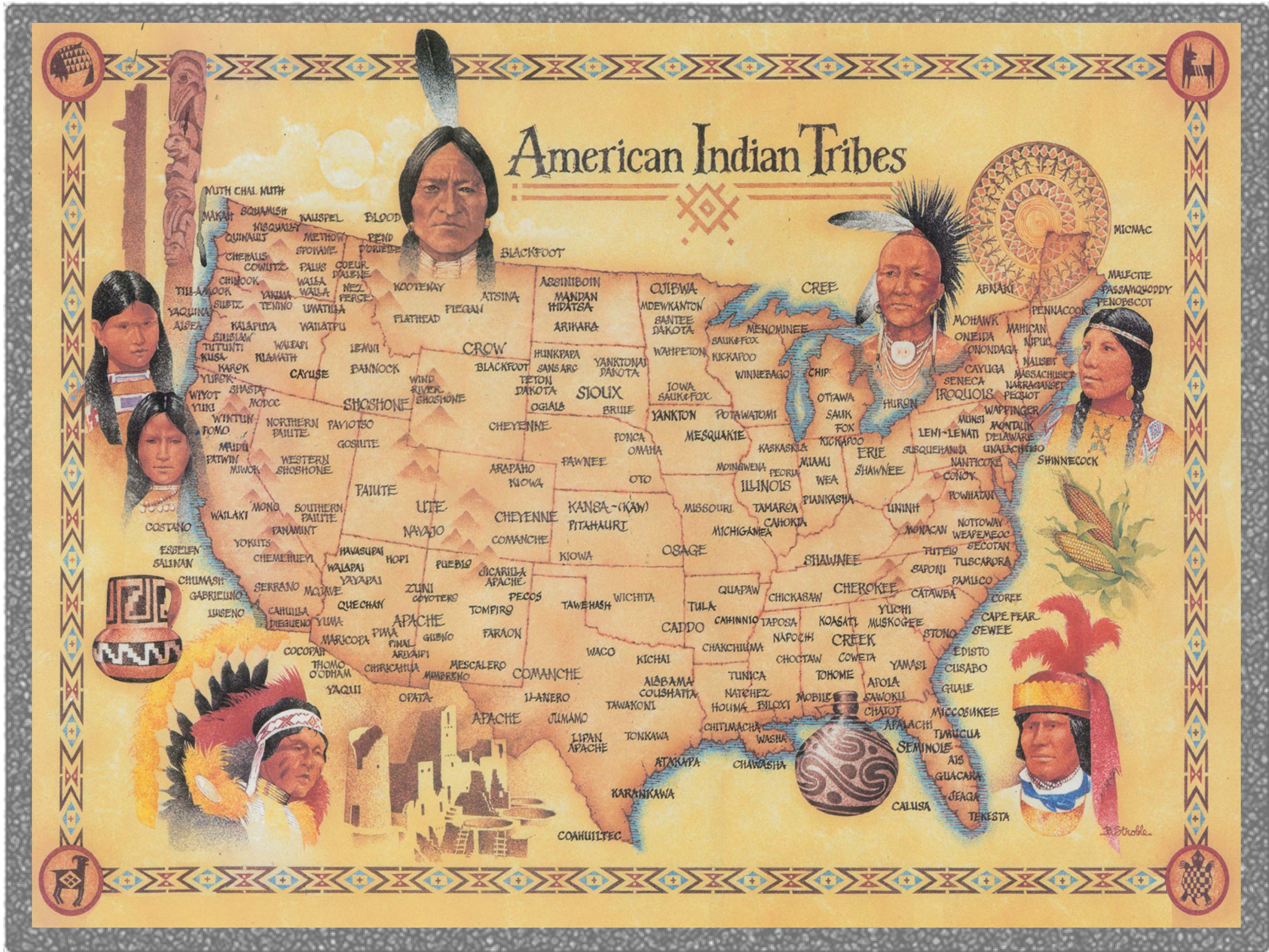 Native American Treatment in the US