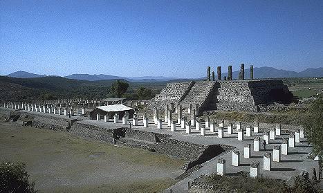 Tula Mexico