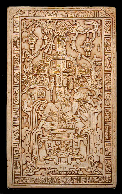 Tomb of Pakal, palenque