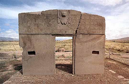Gate Of The Gods Peru