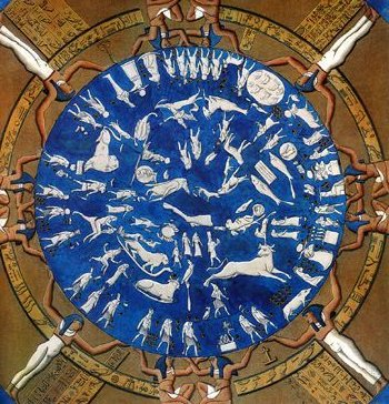 All Constellations Of The Zodiac Dendera – (Dander, �...