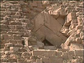 & Great Pyramid Architecture