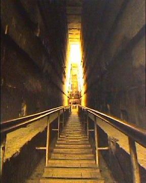 Egyptian Pyramid Architecture egyptian pyramid architecture image the of khufu side section and