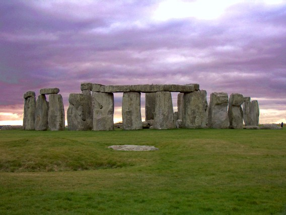 Link to the Stone Circles page.