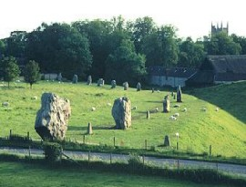 what are henges for