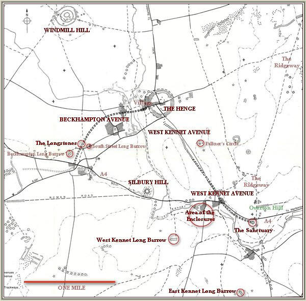Image result for avebury silbury images