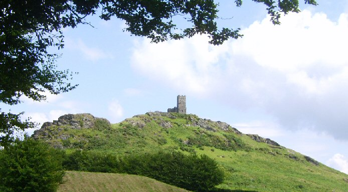 Brentor, St. Michael's Church.