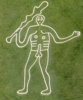 Cerne Abbas Hill Giant