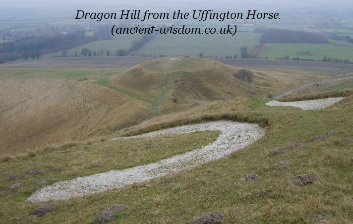 Dragon Hill, England.