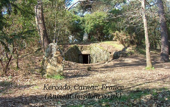 kercado passage mound, france