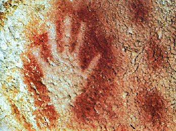 Prehistoric Cave-art.