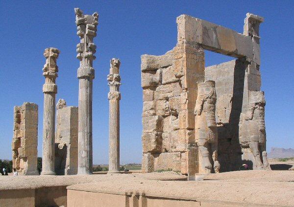 Tu viaje soñado y experiencias Persepolis_gate