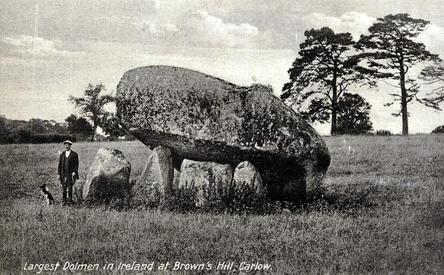 Browne's Hill Dolmen, Ireland