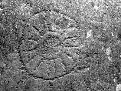 Anta Grande de Zambujeiro: Dowth-sun1
