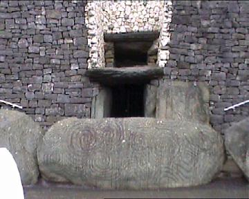 The Newgrange Light Box