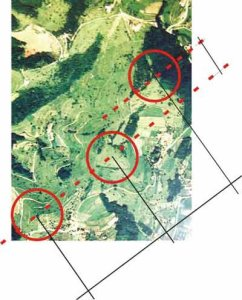 Pyramids homepage lastly news of another european discovery was recently proposed three pyramids were discovered thanks to satellite and aerial imagery in northern italy gumiabroncs Choice Image