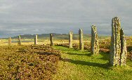 Ring of Brodgar, Scotland.