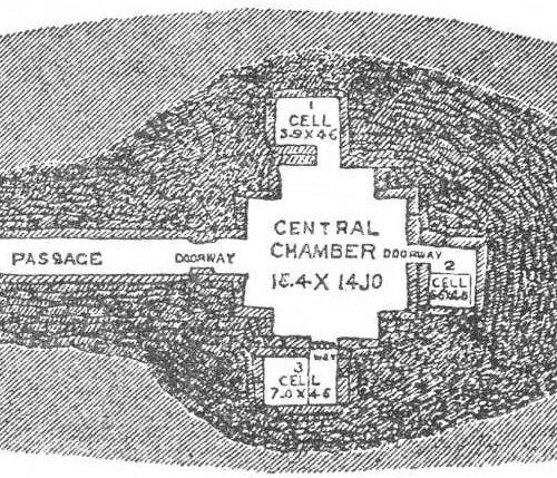 Anta Grande de Zambujeiro: Maes%20howe%20plan1
