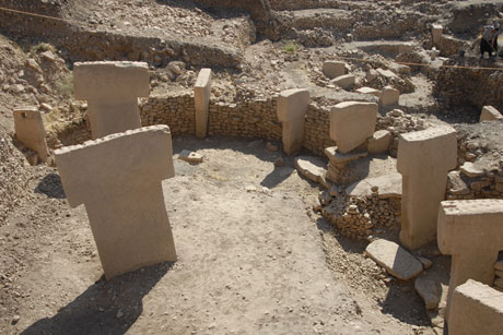 Gobekli Tepe, Turkey.